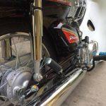 Thanh lý Honda Dream II Thái lan hạ Long