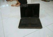 Thanh lý laptop Toshiba màu đen màn hình 15 inch giá rẻ chỉ có 1.650.000 đ