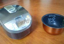 Thanh lý Nồi cơm điện cao tần Panasonic Japan giá rẻ chỉ có 1.280.000 đ