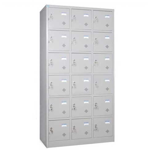 Top 1 những bí quyết khi chọn tủ sắt locker 18 ngăn